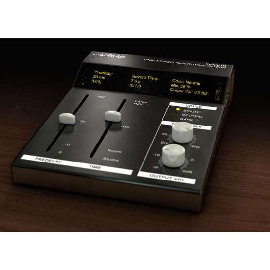 Softube TSAR 1R Reverb 02 555x555 Plug ins, Pro Audio, Software
