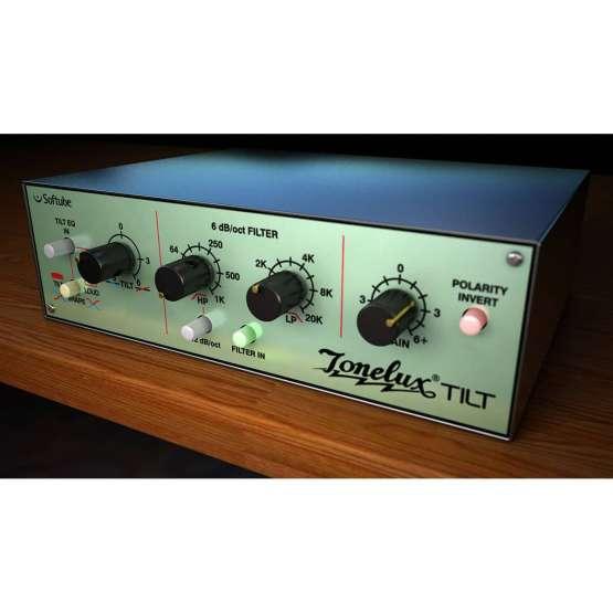 Softube Tonelux Tilt 03 555x555 Plug ins, Pro Audio, Software