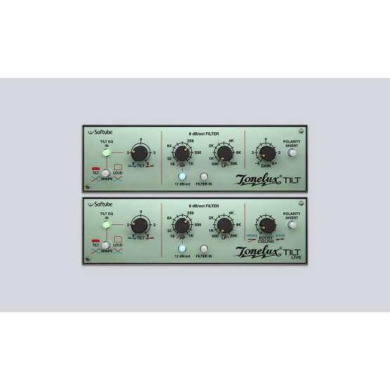 Softube Tonelux Tilt 07 555x555 Plug ins, Pro Audio, Software