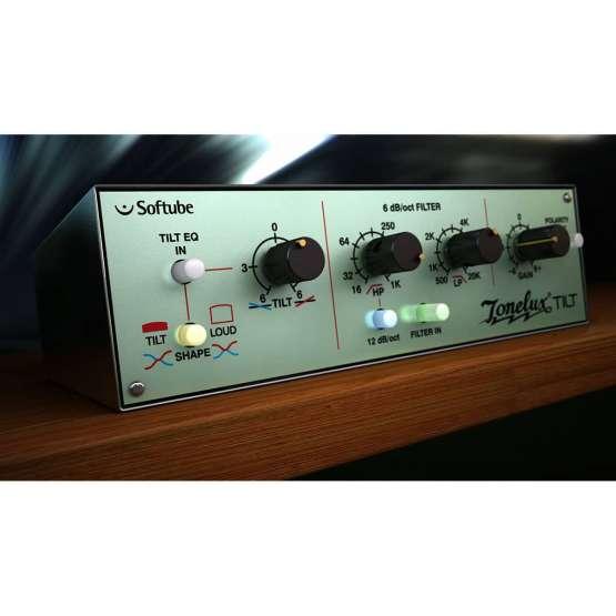 Softube Tonelux Tilt 08 555x555 Plug ins, Pro Audio, Software