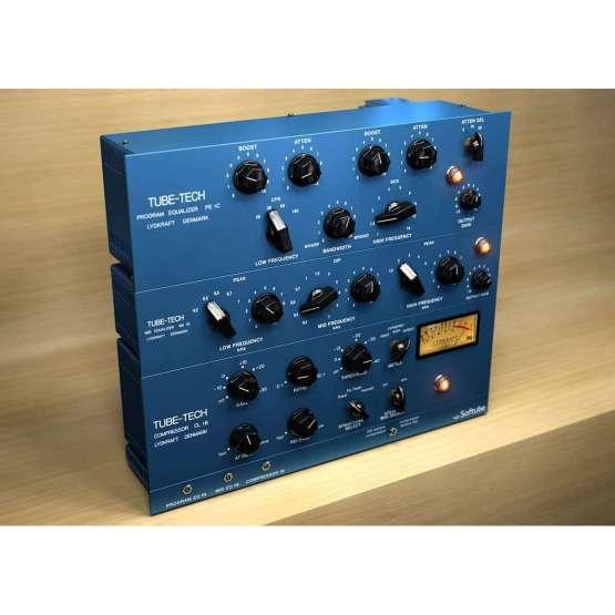 Softube Tube Tech Classic Channel 02 555x555 Plug ins Audio Pro, Software audio, Strumentazioni Pro Audio per studi di registrazione