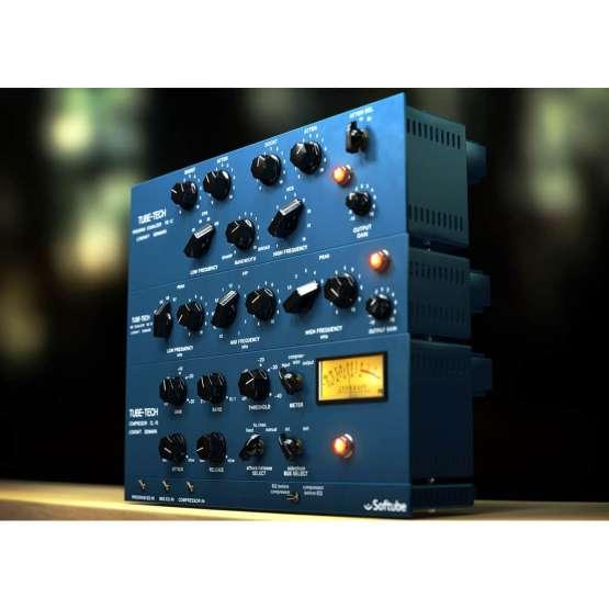 Softube Tube Tech Classic Channel 03 555x555 Plug ins Audio Pro, Software audio, Strumentazioni Pro Audio per studi di registrazione