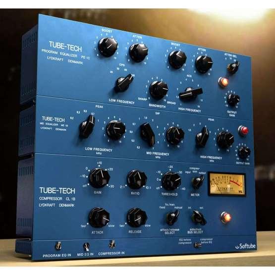 Softube Tube Tech Classic Channel 04 555x555 Plug ins Audio Pro, Software audio, Strumentazioni Pro Audio per studi di registrazione