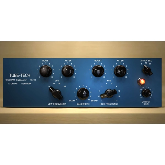 Softube Tube Tech PE 1C 02 555x555 Plug ins, Pro Audio, Software