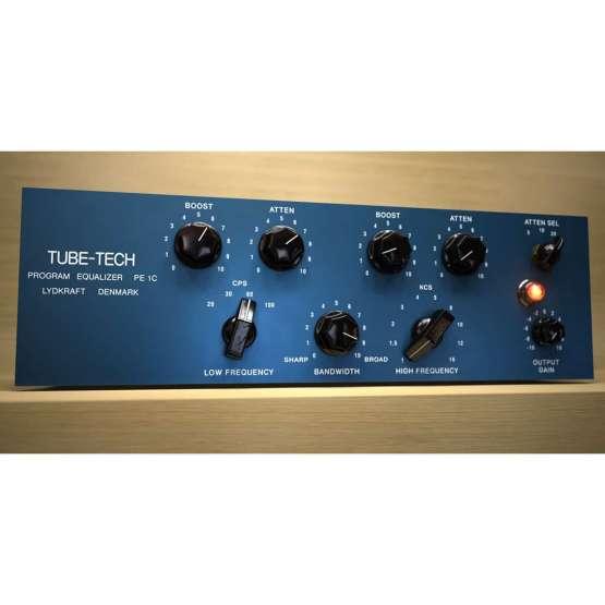 Softube Tube Tech PE 1C 03 555x555 Plug ins, Pro Audio, Software