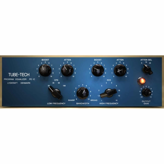 Softube Tube Tech PE 1C 04 555x555 Plug ins, Pro Audio, Software