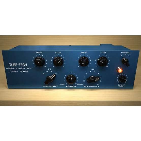 Softube Tube Tech PE 1C 06 555x555 Plug ins, Pro Audio, Software