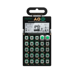 Teenage Engineering PO 12 Rhythm 01 300x300 Sintetizzatori e Drum Machine, Synth Desktop