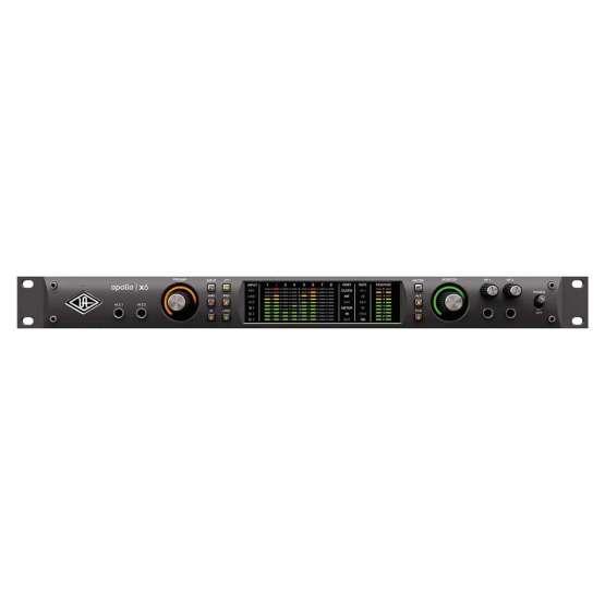 Universal Audio Apollo X6 01 555x555 Pro Audio, Audio Digitale Convertitori e Schede Audio, Schede Audio per PC e MAC