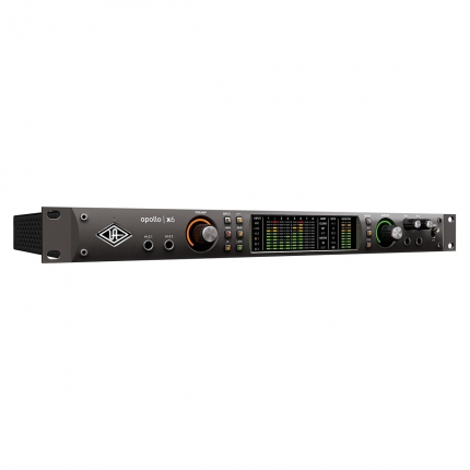Universal Audio Apollo X6 03 430x430 Pro Audio, Audio Digitale, Schede Audio per PC e MAC