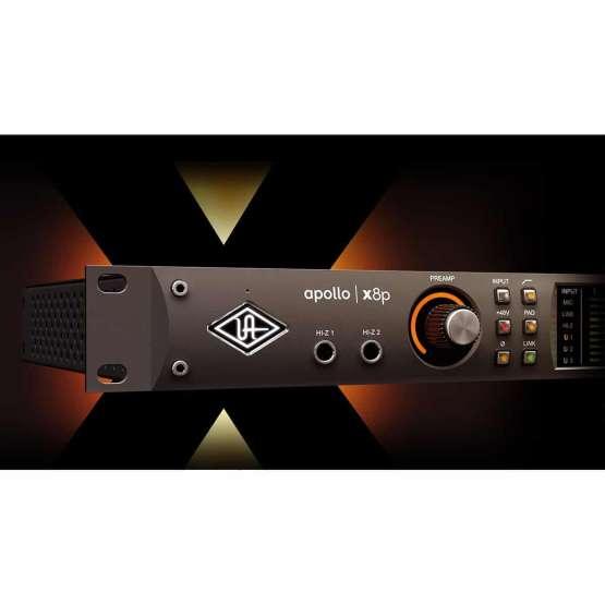 Universal Audio Apollo X8P 05 555x555 Universal Audio Apollo X8p