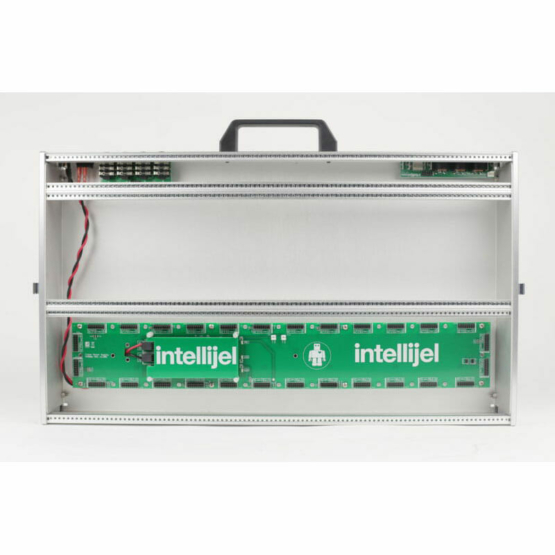 Intellijel Designs 7U Case silver detail view 1 555x555 Sintetizzatori e Drum Machine, Case Eurorack