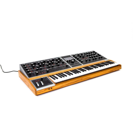 Moog One 16 angle view 555x555 Sintetizzatori e Drum Machine, Sintetizzatori e Tastiere, Synth a tastiera