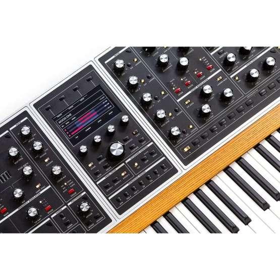 Moog One 16 detail view 555x555 Sintetizzatori e Drum Machine, Sintetizzatori e Tastiere, Synth a tastiera