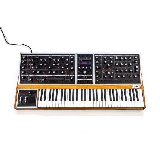 Moog One 16 top view 555x555 Sintetizzatori e Drum Machine, Sintetizzatori e Tastiere, Synth a tastiera