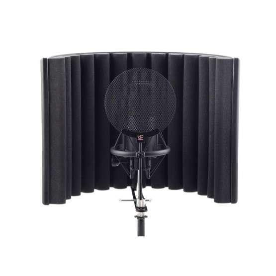 SE Electronics RF X back mic view 555x555 Accessori per il tuo Audio Professionale, Accessori per microfono, Strumentazioni Pro Audio per studi di registrazione