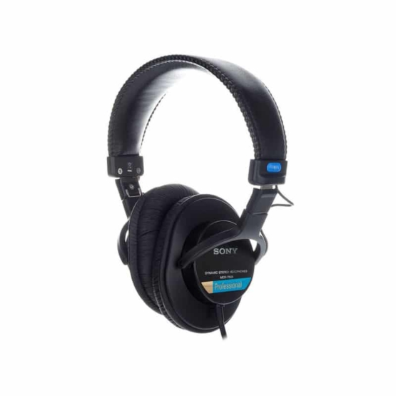 Sony MDR 7506 angle view 555x555 Sony MDR 7506