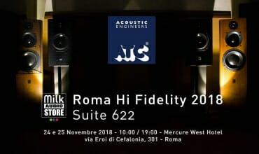 ATC Loudspeakers - Roma Hi Fidelity 2018