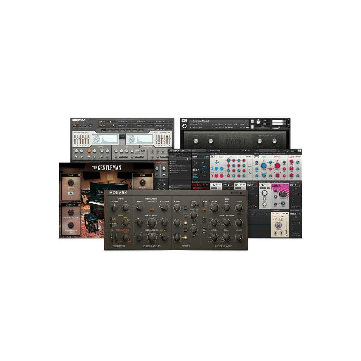 Native Instrument Komplete Kontrol A61 | Disponibile su Milk Audio Store