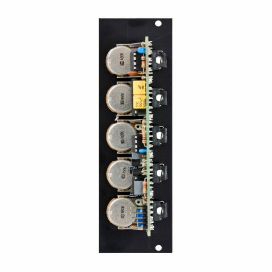 Doepfer A 124 Wasp Filter Special edition back view 555x555 Filtri eurorack, Moduli Eurorack e accessori, Sintetizzatori e Drum Machine