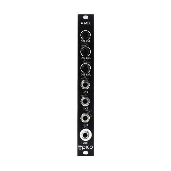 Erica Synths Pico A MIX 555x555 Mixer modules, Moduli Eurorack e accessori, Sintetizzatori e Drum Machine