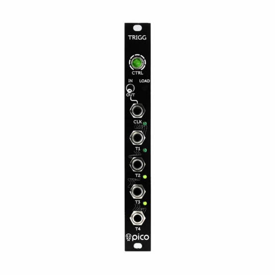 Erica Synths Pico Trigger 555x555 Clock, Moduli Eurorack e accessori, Sintetizzatori e Drum Machine