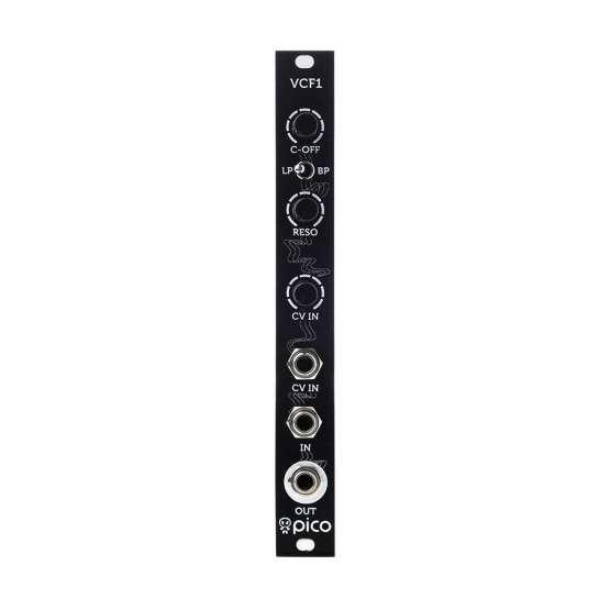 Erica Synths Pico VCF1 555x555 Filtri eurorack, Moduli Eurorack e accessori, Sintetizzatori e Drum Machine