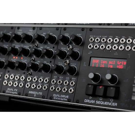 Erica Synths Techno System detail 555x555 Sintetizzatori e Drum Machine, Sintetizzatori e Tastiere, Synth Desktop