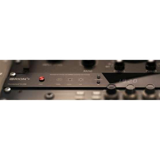 Antelope Audio Orion 32 Gen 3 detail view 555x555 Audio digitale: Convertitori e schede audio, Interfacce e schede audio USB e Thunderbolt per PC e Mac, Strumentazioni Pro Audio per studi di registrazione