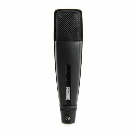 Sennheiser MD421 II front view 555x555 Microfoni Dinamici, Microfoni professionali, Strumentazioni Pro Audio per studi di registrazione