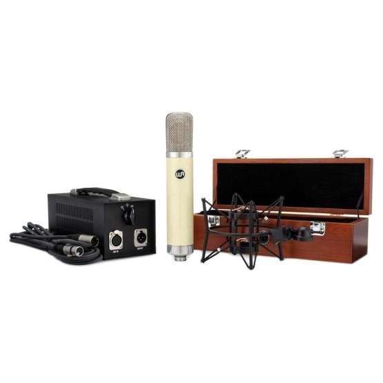 Warm Audio WA 251 bundle 555x555 Microfoni a Condensatore, Microfoni professionali, Strumentazioni Pro Audio per studi di registrazione