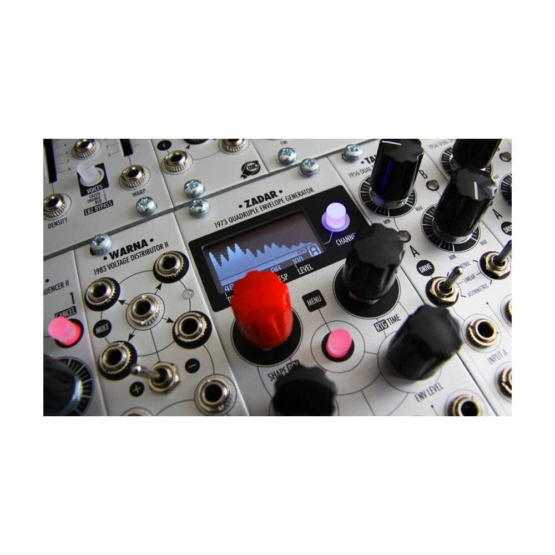 Xaoc Devices Zadar zoom 555x555 Sintetizzatori e Drum Machine, Moduli Eurorack e accessori, Inviluppo