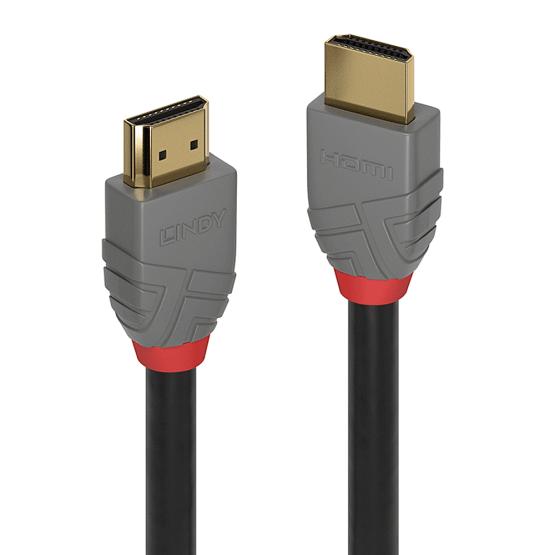 36963 1 555x555 Lindy Cavo HDMI High Speed Anthra Line 2m