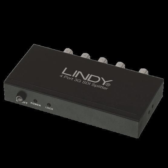 38085 1 555x555 Lindy Splitter 3G SDI 4 porte (1:4)