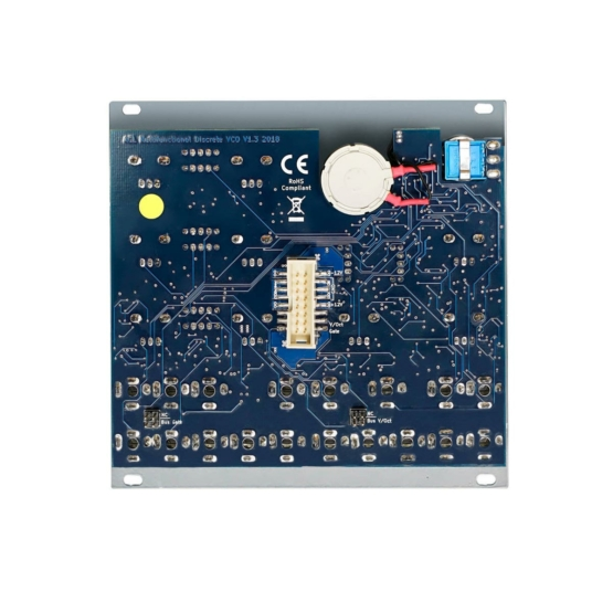 ACL Multifunction Discrete VCO back view 555x555 ACL Multifunction Discrete VCO