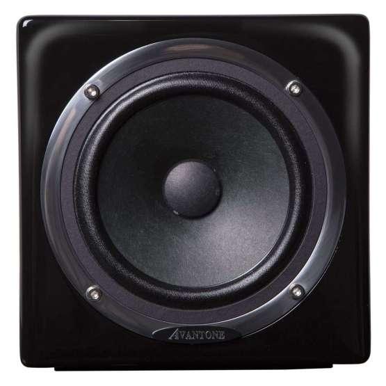 AVANTONE Mixcube Active Mono Black front view 555x555 AVANTONE Mixcube Active Mono Nero