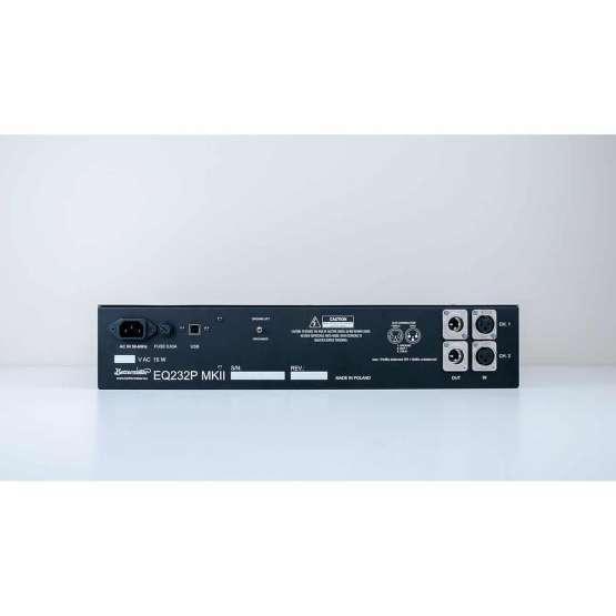 Bettermaker EQ 232P MKII back panel 555x555 Bettermaker EQ 232P MKII