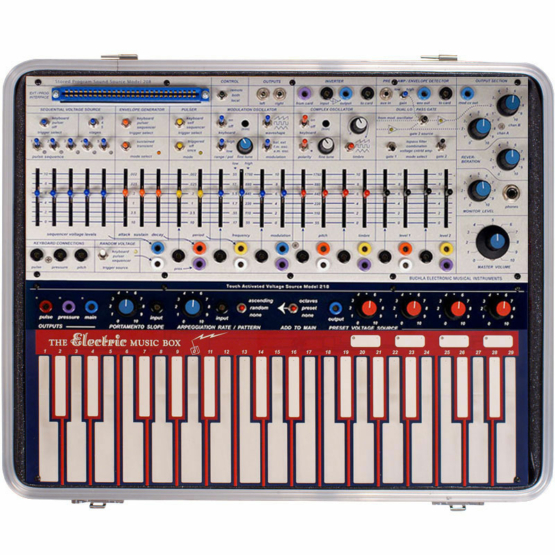 Buchla Music Easel 555x555 Buchla Music Easel Analogue Synthesizer