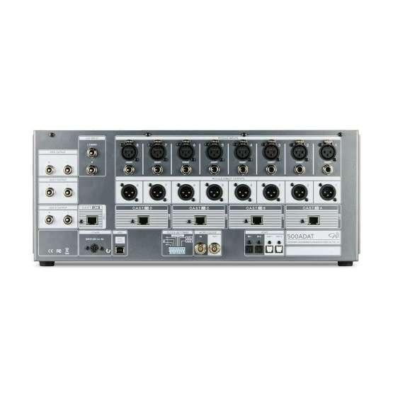 Cranborne Audio 500ADAT back panel 555x555 Cranborne Audio 500ADAT