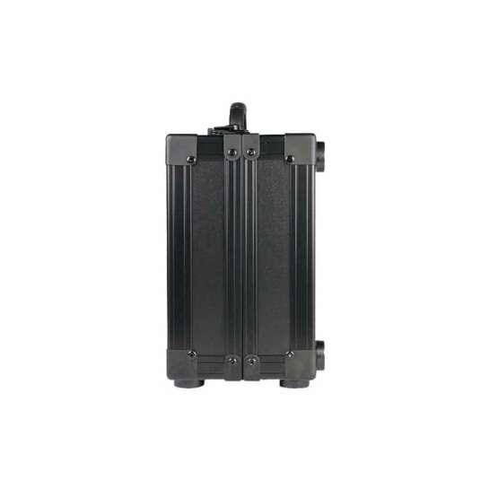 MDLRCASE 6U 94HP compact travelcase side closed view 555x555 MDLRCASE Compact Travel case 6U/94HP