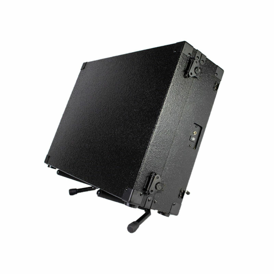 MDLRCASE 9U 126HP squares series angle closed view 555x555 MDLRCASE 9U/126HP Square Series