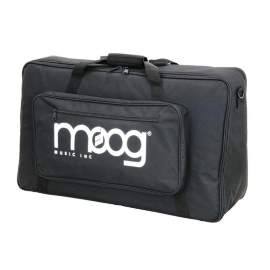 Moog Music Gig Bag Subsequent 37 555x555 Moog Music Gig Bag for Subsequent 37