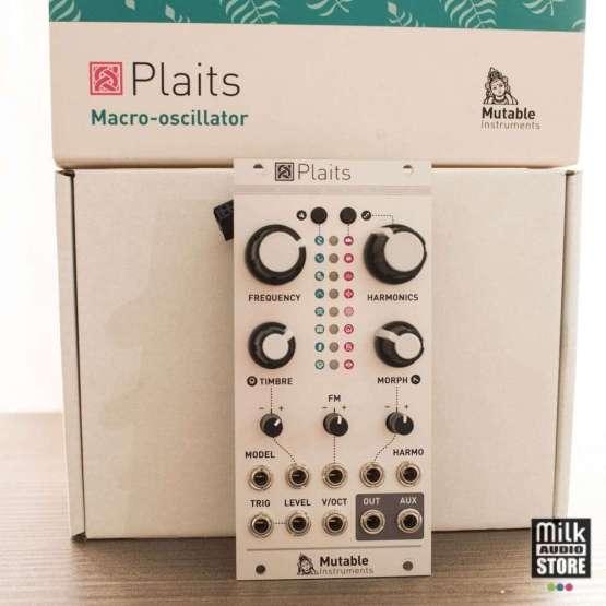 Mutable Instruments Plaits usato 555x555 Mutable Instruments Plaits (usato)