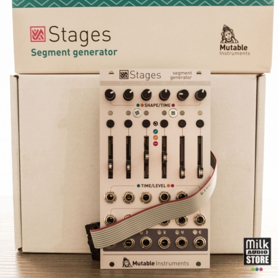 Mutable Instruments Stages usato 555x555 Mutable Instruments Stages (used)