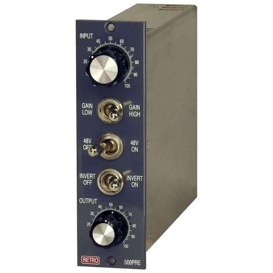 Retro Instruments 500PRE angle view 555x555 Retro Instruments 500PRE