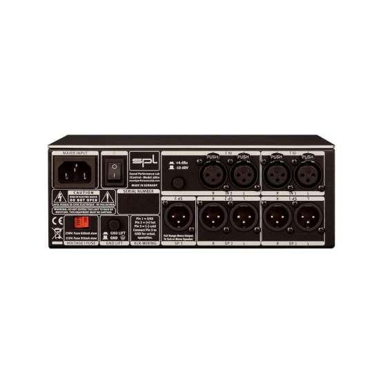 SPL 2Control Black back view 555x555 SPL 2Control (Black)