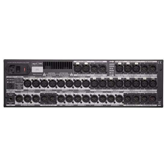 SPL DMC Red back panel 555x555 SPL DMC (Red)