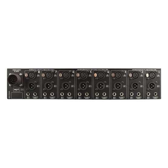 SPL GainStation 8 MK2 back panel 555x555 SPL GainStation 8 Mk2