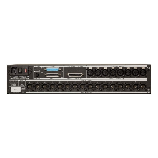 SPL MC16 Black back panel 555x555 SPL MC16 (Black)