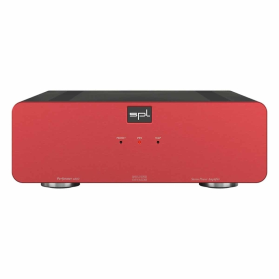 SPL Performer s800 Red front view 555x555 SPL Performer s800 (Red)